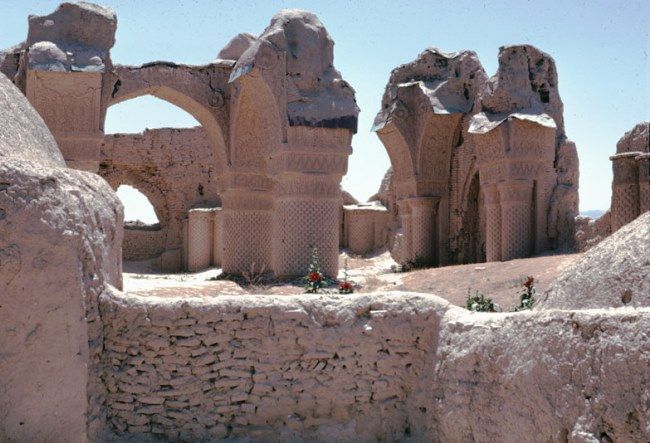 Родина Заратустры  древний город Балх 2