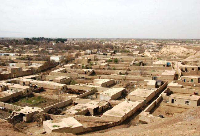 Родина Заратустры  древний город Балх 4