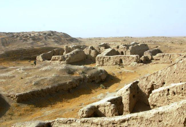 Родина Заратустры  древний город Балх 5