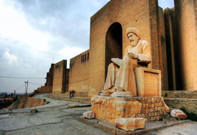 Столица арабского туризма  поселение Эрбиль 3