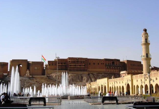 Столица арабского туризма  поселение Эрбиль 4