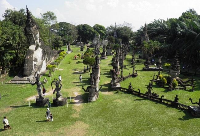 Парк самых высоких скульптур в мире 3