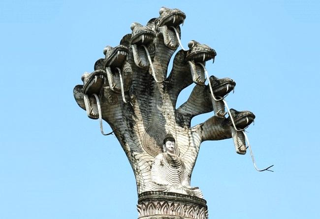 Парк самых высоких скульптур в мире 5