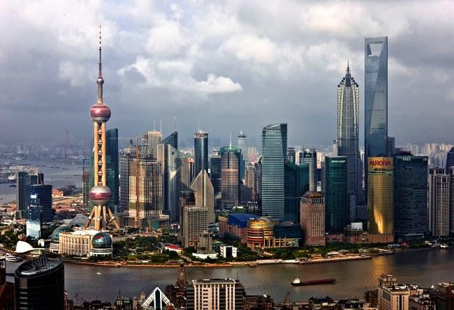 Самый красивый город – Шанхай