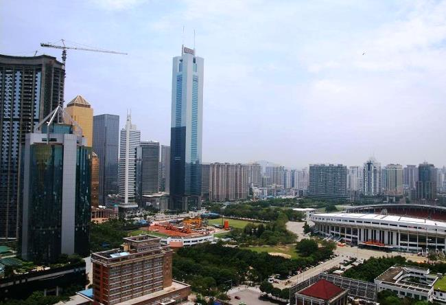 CITIC Tower in Guangzhou 3