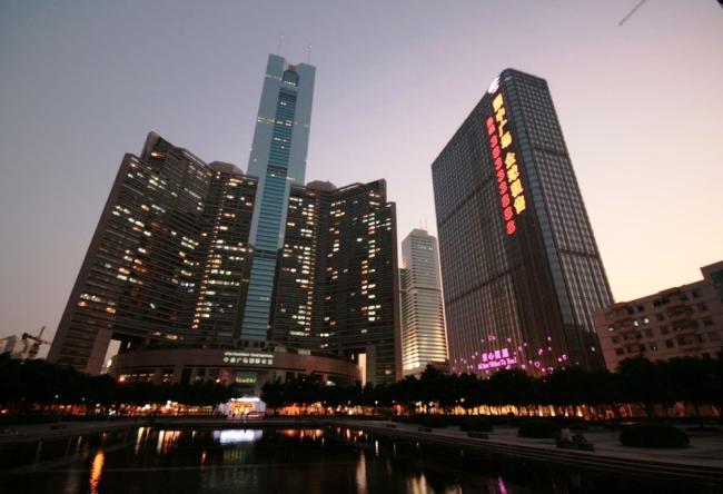 CITIC Tower in Guangzhou 5