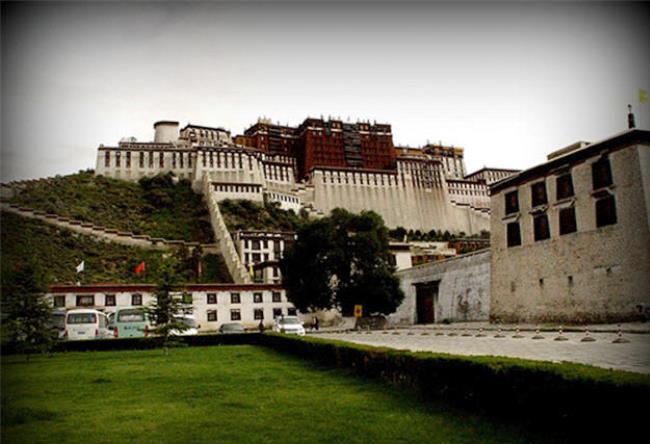 Drapchi prison in Tibet 3