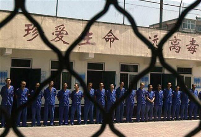 Drapchi prison in Tibet 4