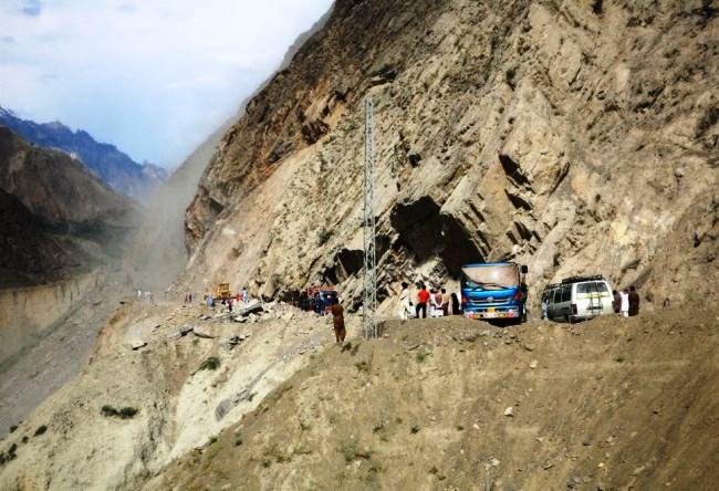Highland Karakoram Highway 5
