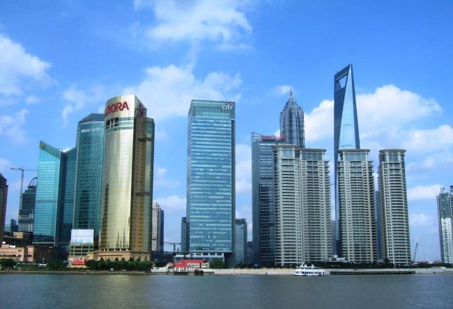 Shanghai World Financial Center the building opener 4