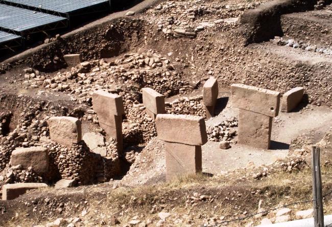 Temple complex Gobekli Tepe 5