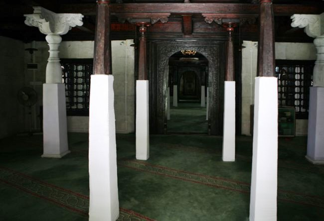 Friday mosque in the Maldives 2