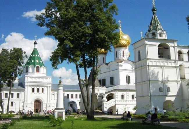 Holy Trinity Ipatiev Monastery 5