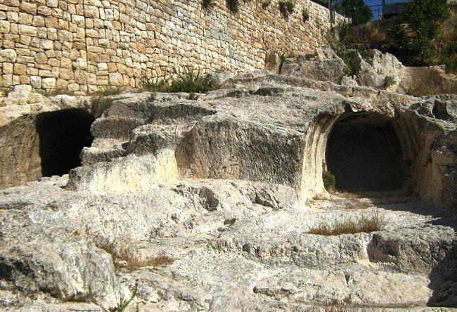 Jerusalem the Siloam Tunnel 4