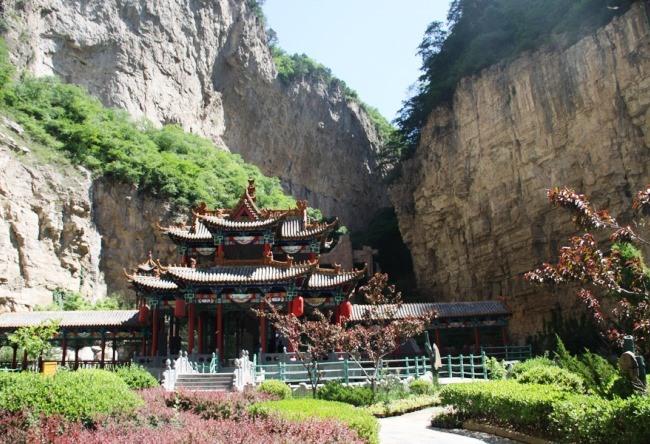 Tourist Paradise Myanshan in Jiexiu 3