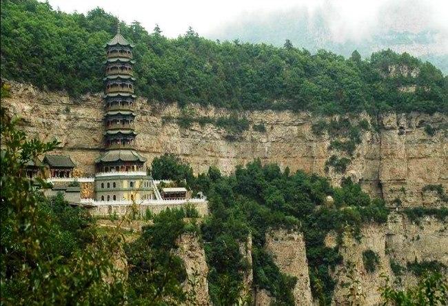 Tourist Paradise Myanshan in Jiexiu 4