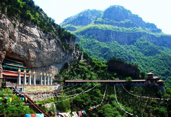 Tourist Paradise Myanshan in Jiexiu 5