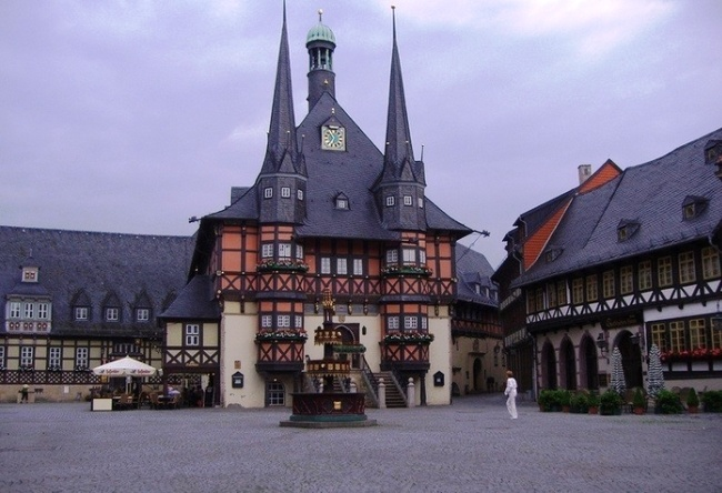 Toy town of Wernigerode 4