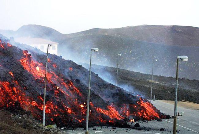Volcano Etna 3