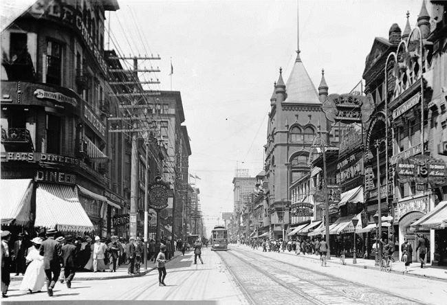 Yonge Street is the longest street 2