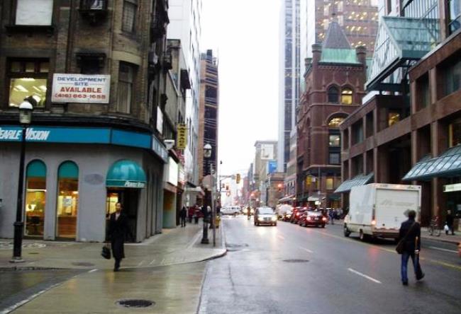 Yonge Street is the longest street 4