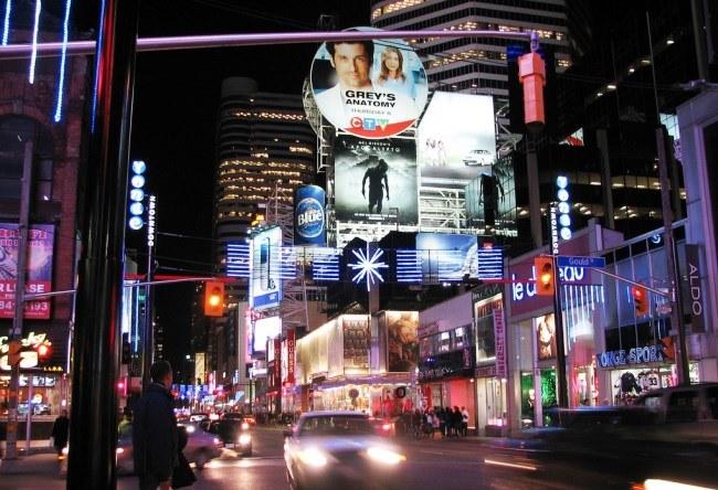 Yonge Street is the longest street 5