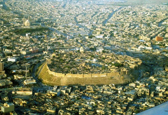 Capital of Arab Tourism Erbil settlement 5