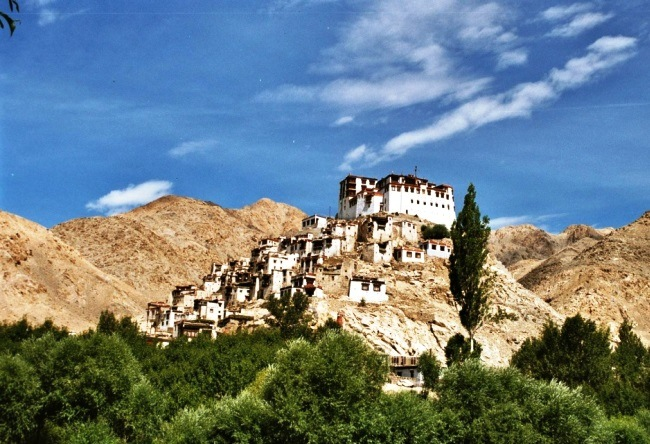 Ladakh is the highest point in India 2