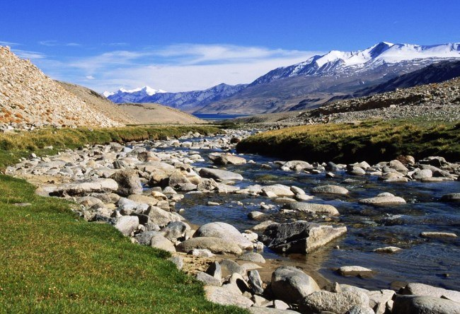 Ladakh is the highest point in India 5