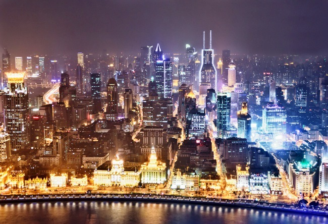 The most beautiful city is Shanghai 5