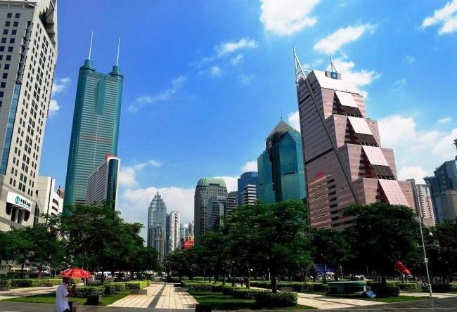 Shun Hing Square in Shenzhen 3