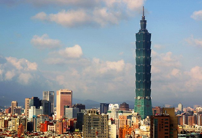 The worlds fastest elevators in Taipei 101 3