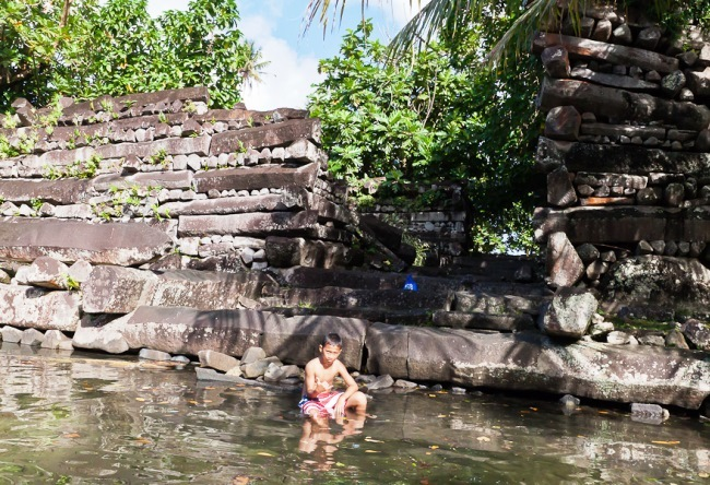 Amazing Nan Madol a city built by the gods 2