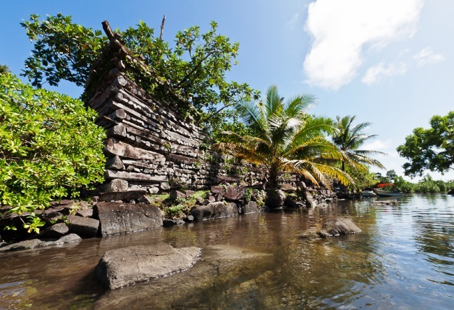 Amazing Nan Madol a city built by the gods 4