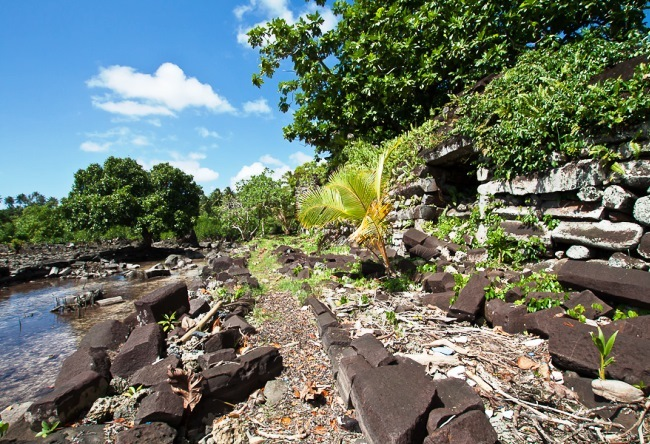 Amazing Nan Madol a city built by the gods 5