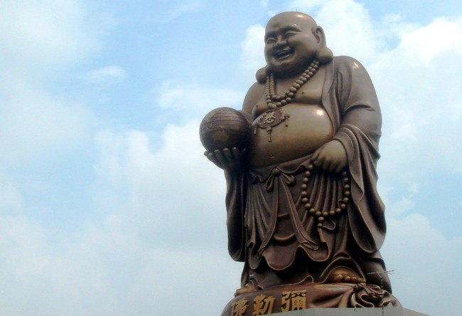 The man who worshiped gods divine Buddha 4