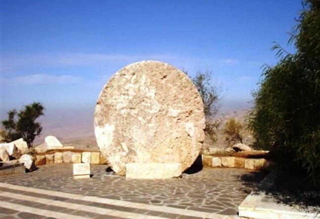 Mount Nebo and Moses Memorial in Madaba 3
