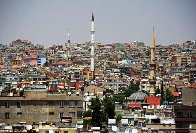 Rich city and district of Gaziantep 2