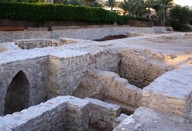 Ayla ruins is the ancient city of Islam 4