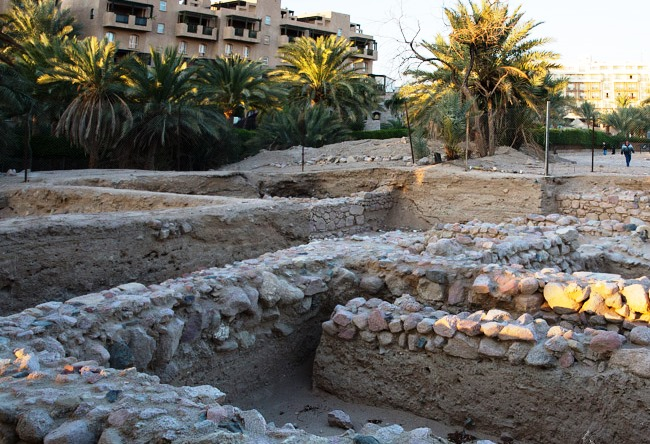 Ayla ruins is the ancient city of Islam 5