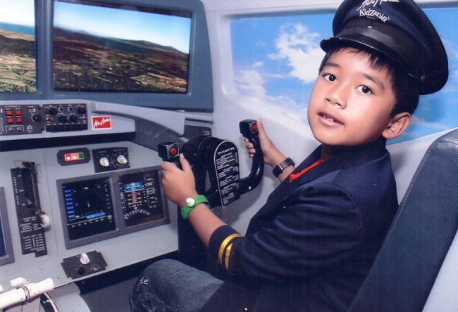 Kidzania is a country of adult children 3