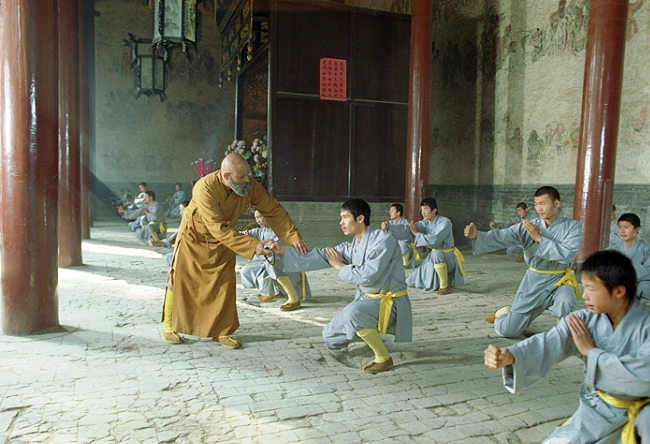 Shaolin Temple is the birthplace of martial arts 2