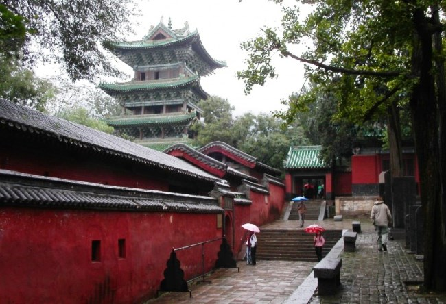 Shaolin Temple is the birthplace of martial arts 3