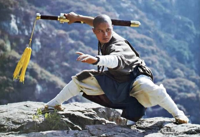 Shaolin Temple is the birthplace of martial arts 5