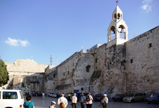 Bethlehem the birthplace of the holy Christ 2