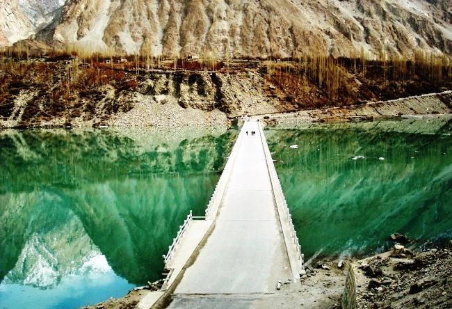 The most dangerous road is the Karakoram Highway 5