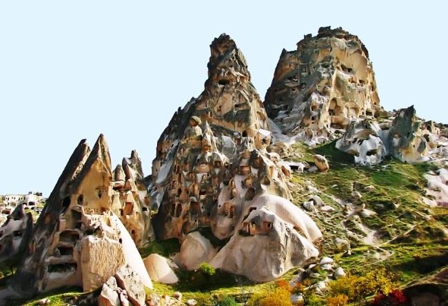 Stone Town Cappadocia 2