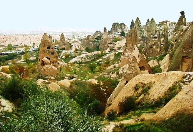 Stone Town Cappadocia 4