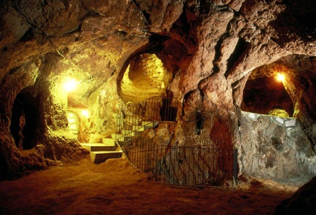 Underground City Derinkuyu 3