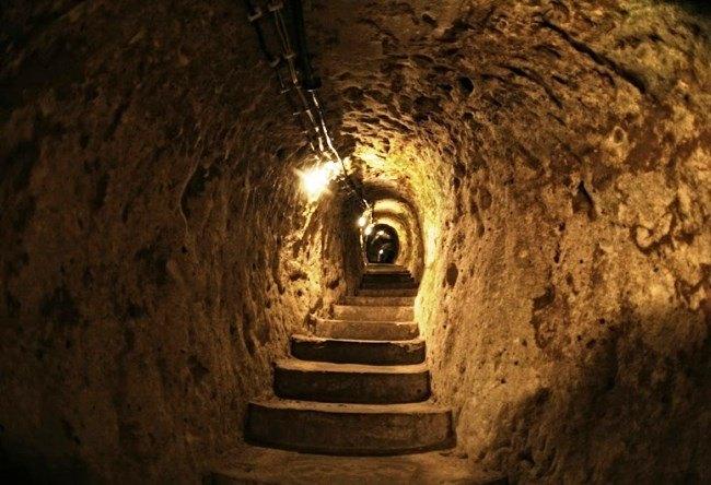 Underground City Derinkuyu 5